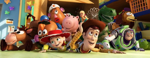 >> Toy Story 3. <<