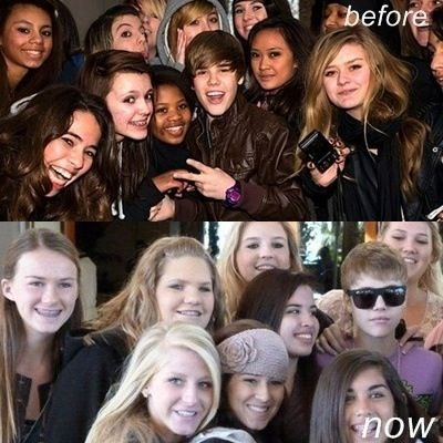 Selena à changer notre Justin !!! :'(