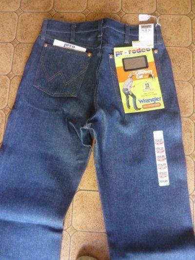 véritable  jeans wrangler (neuf)