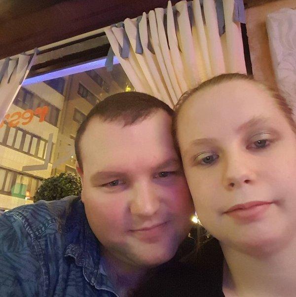 sebastien et sa fiancee coralie
