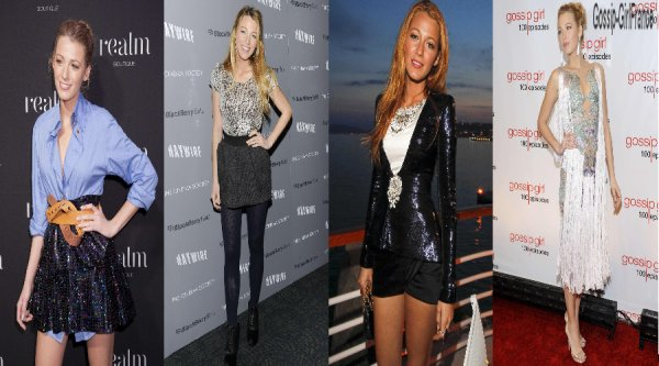 Blake Lively : Son parcours mode en 8 looks