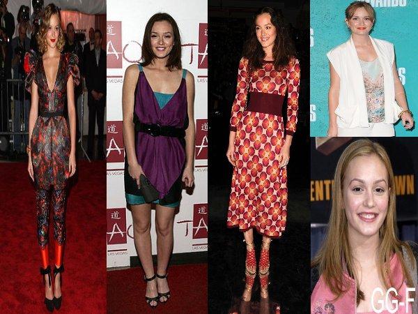 Leighton: Avant Gossip Girl, elle s'habillait comme une SDF