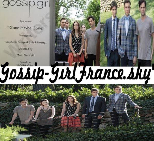 Gossip Girl saison 6 : Episode 1, le résumé dévoilé