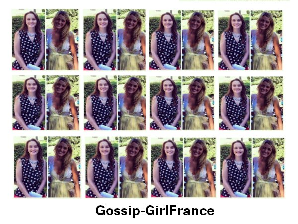 Blake Lively et Leighton Meester : 6 ans de looks pour Gossip Girl (Photos)