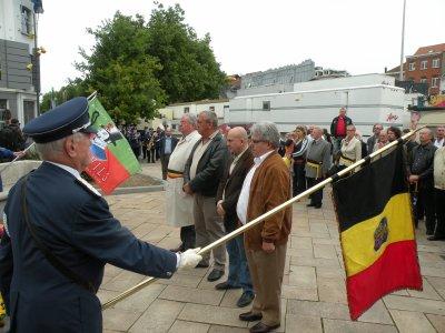 La brabançonne : presté par l'harmonie des Corps de Police de Bruxelles