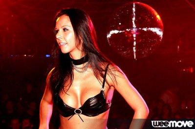 Show Sexy @ Le Sete Discothèque du 10/12/10 à Glisy les Platres (95) !!!!