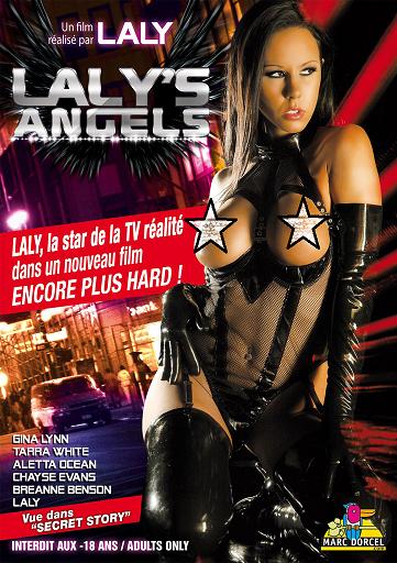 Laly's Angels : Nominée dans la catégorie « Meilleur Film  » pour le 1er Dorcel Vision Awards !!!