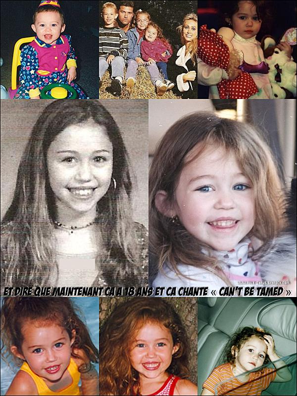 . . HAPPY 18e BIRTHDAY DESTINY HOPE CYRUS! .  Il y a dix huit ans exactement, le monde nous offrira une merveilleuse personne avec un regard sublime, une voix à couper le souffle, et un talent de professionnel. Le blog fête un deuxième anniversaire de la star ce qui est une très grande étape, Miley Cyrus est devenue un phénomène international dans le monde entier. Des millions de personnes ont besoins de ce sourire radieux, des ses longs cheveux bouclés et de sa musique épatantes où l'on se reconnait tous dedans pour vivre. Dès qu'elle passe quelque part, elle ne passe pas inaperçue et garde ce sourire magnifique... Miley Cyrus est marquée dans nos esprit et nos c½urs! En ce jour exceptionnel la star a passé le cap des 18 ans et de la majorité en Europe, congrats.   . Qu'avez vous à dire d'original en ce jour exceptionnel? . .
