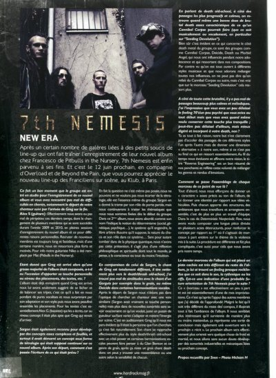 Interview Hard Rock Magazine