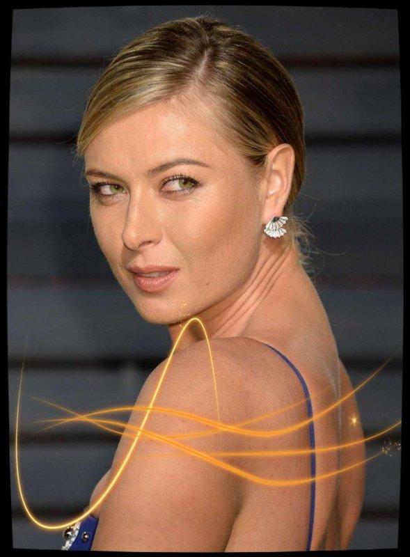 La charmante Russe, Maria Sharapova