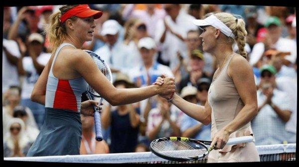 Entre Sharapova et Wozniacki, le torchon brûle de nouveau