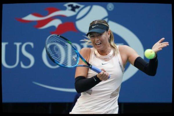 Maria Sharapova se souviendra de son retour en Grand Chelem