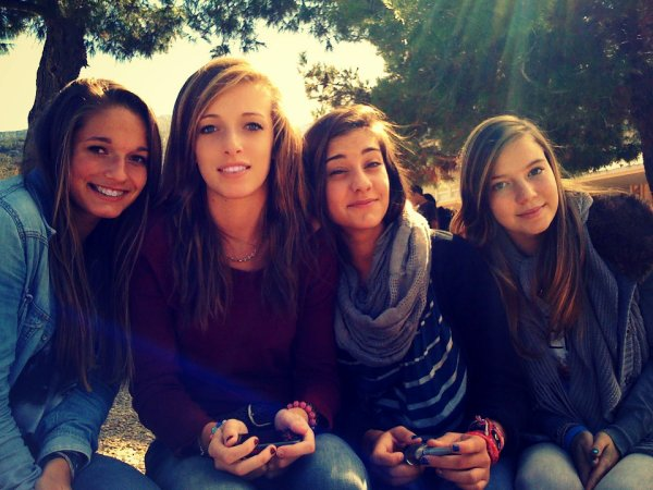 Les amis♥