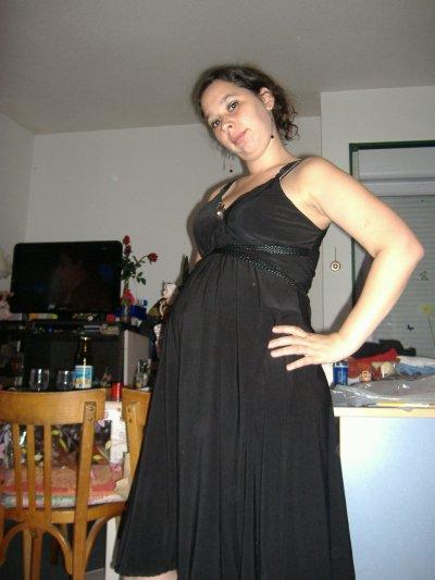 me revoici enceinte d'Aurianne