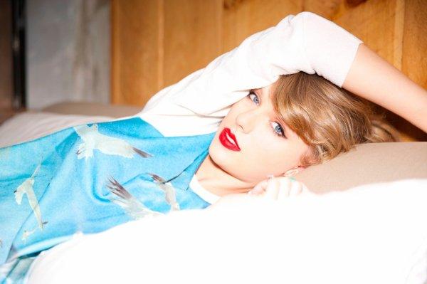 Le 26 Décembre, Taylor quittait son appartement de New York (en compagnie de toute sa famille)