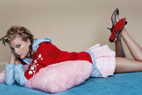 D'autres photos pour Vogue UK