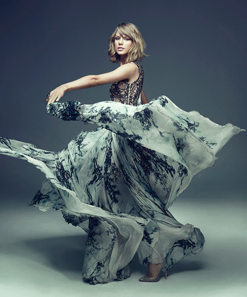 Photoshoot pour Billboard Magazine
