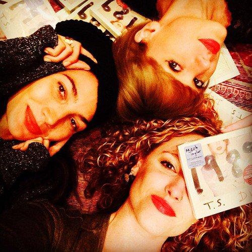 Photoshoot pour le magazine français Grazia