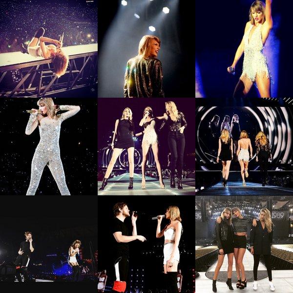 """Photos postées sur son Tumblr officiel, certaines ont été prises lors de son concert du 30 Mai à Detroit, où le chanteur d'Imagine Dragons est venu sur scène pour chanter """"Radioactive"""""""