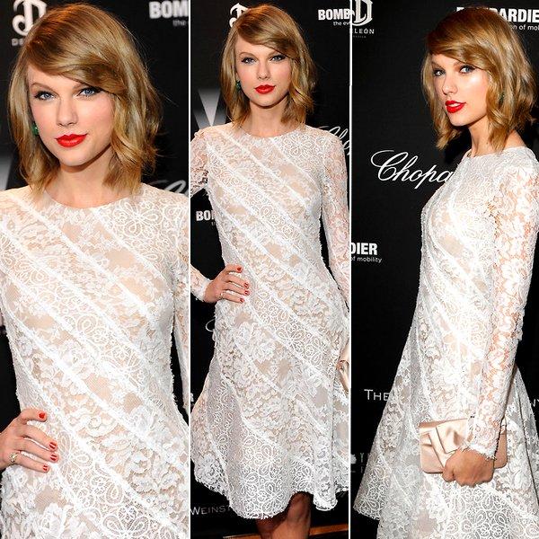 Le 1er Mars, Taylor quittait encore un studio de danse à Los Angeles :)