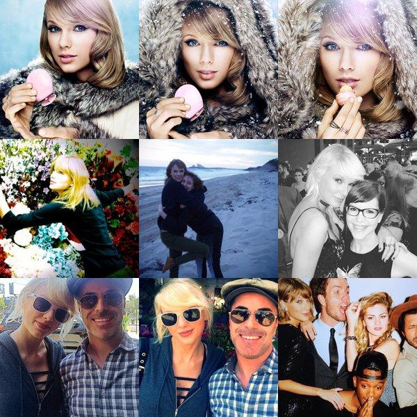 Photos diverses (les 3 premières étant pour la marque de cosmétiques EOS) + Photos de Taylor au mariage d'une fan le 05 Juin dernier dans le New Jersey