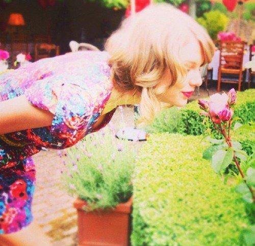Photos Twitter de Taylor fêtant son 24ème anniversaire le 13 Décembre à Melbourne en Australie