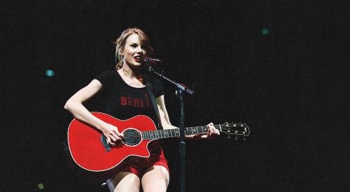Après une pause, Taylor a repris le Red Tour à Londres le 01 Février pour 3 soirs de suite.