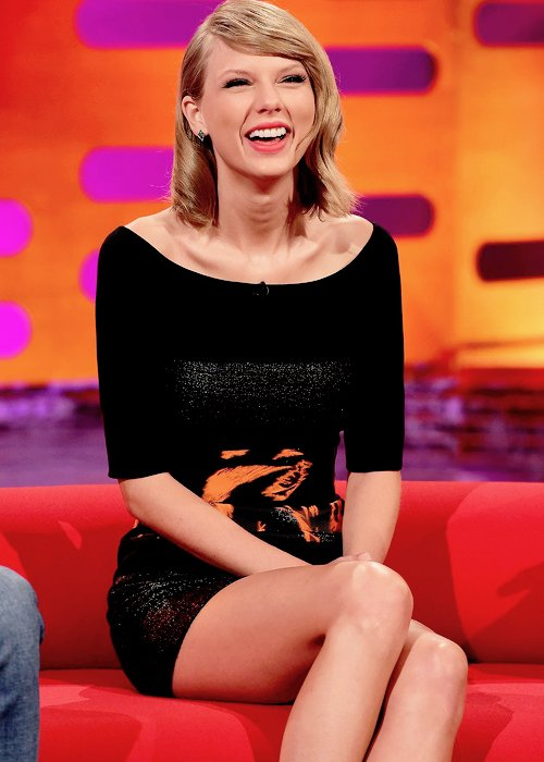 Au Graham Norton Show, émission anglaise