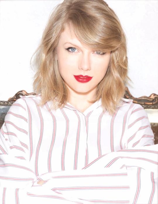 Nouvelles outtakes du photoshoot pour son album 1989, réalisées en été 2014