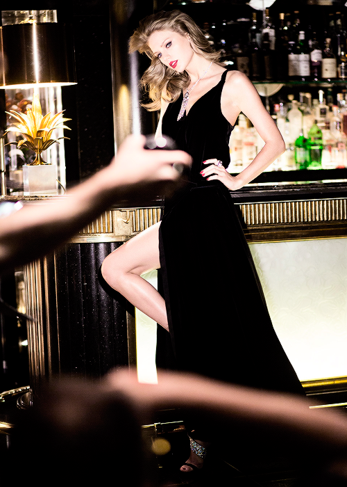 D'autres photos tirées du photoshoot pour Vanity Fair