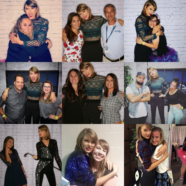 Photos fans