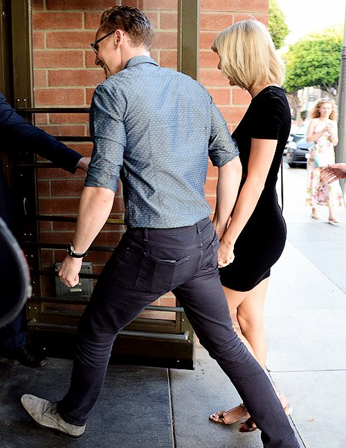 Le 22 Juillet, Taylor a été vue quittant son éternel studio de gym à Los Angeles
