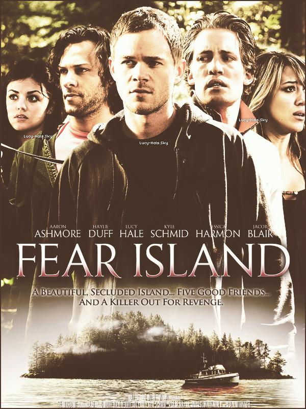 2009 Découvrez des captures du film Fear Island ou a jouée Lucy en 2009 .