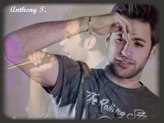 Anthony Touma chante du One Direction, ♥.