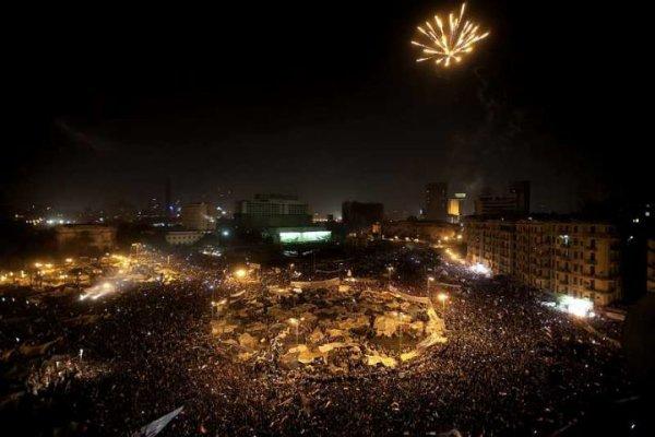 la victoire de l'egypte face au dictateur housny moubarack!!!!!