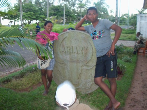 Un merveilleux voyage à Manakara...