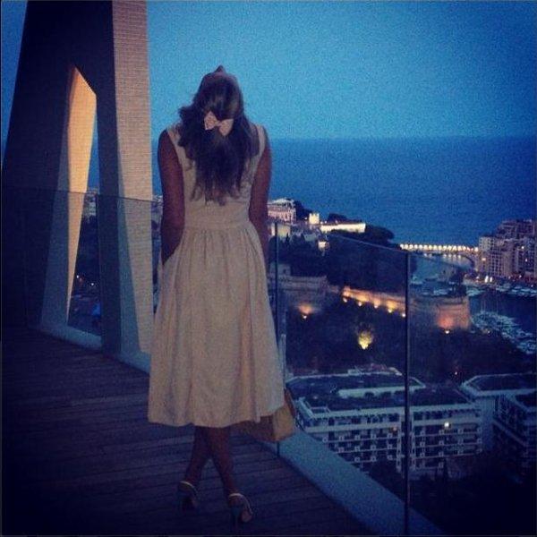Lorelei Taron à Monaco