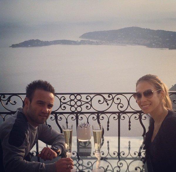 Mathieu & Fanny Valbuena