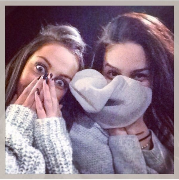 Lucille & Myriam