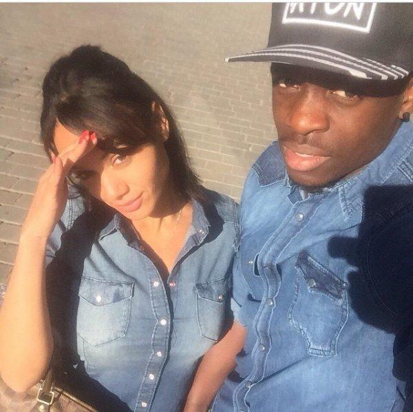 Chrystelle & Chris Mavinga