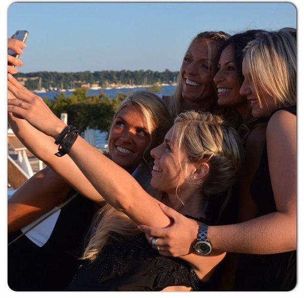 Élodie, Noemie, Valérie, Sonia & Laura à Cannes