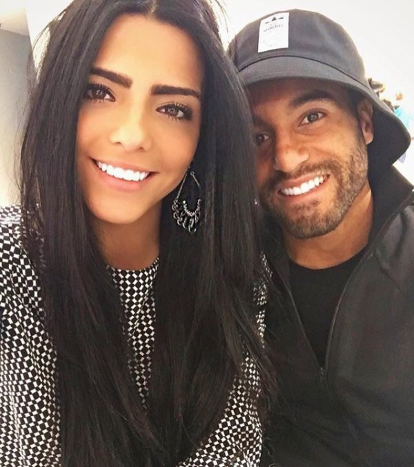 Larissa & Lucas Moura