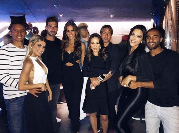 Giulia & Maxwell, Laura, Jorgelina, Carol & Marquinhos, Izabel & Kevin Goulart ET Larissa & Lucas