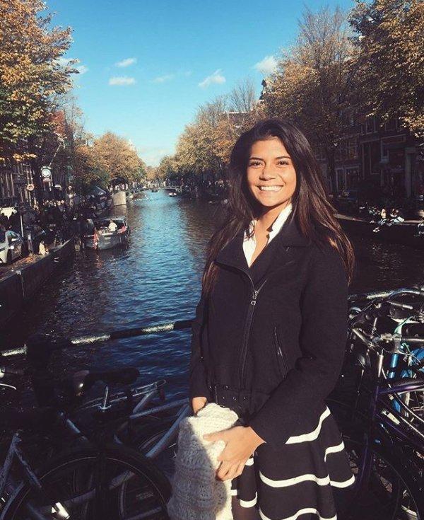 Vaimiti à Amsterdam