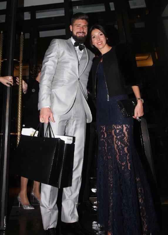 Jennifer & Olivier Giroud