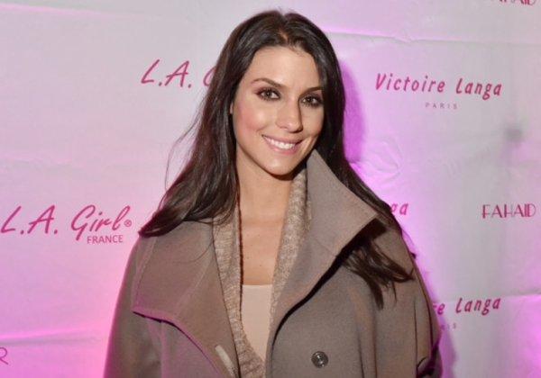 Ludivine Sagna lors de l'événement LA Girls