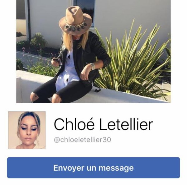 Histoire d'une FrenchWags: Chloé