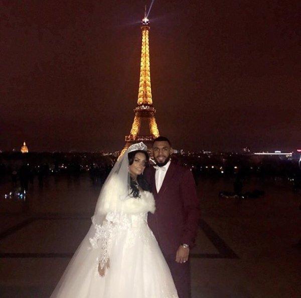 Félicitation à Shanika & Yann M'Vila !