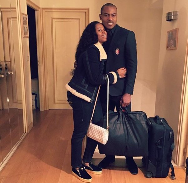 Promise & Vincent Enyeama