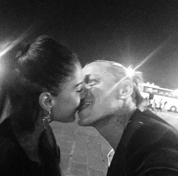 Francesca & Philippe Mexes !